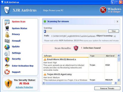 Skynet Virus - Resolved Malware Removal Logs - Malwarebytes Forums