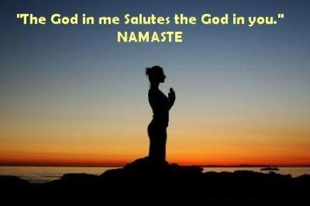 NAMASTE
