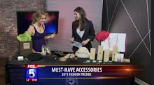 Must-Have Accessories<br>with Ali Fedotowsky