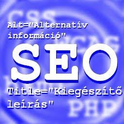 Blog keresőoptimalizálás illusztráció