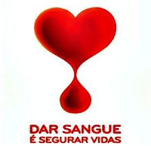 DÊ SANGUE-UM PEQUENO-MAS GRANDE GESTO: