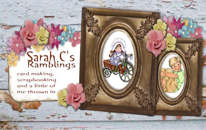 Sarah C's Rambings