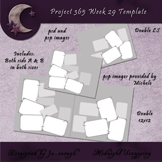 http://midnightscrapping.blogspot.com/2009/07/project-365-week-29-template.html