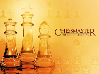 go to Chess wallpapers: chessmaster orange board