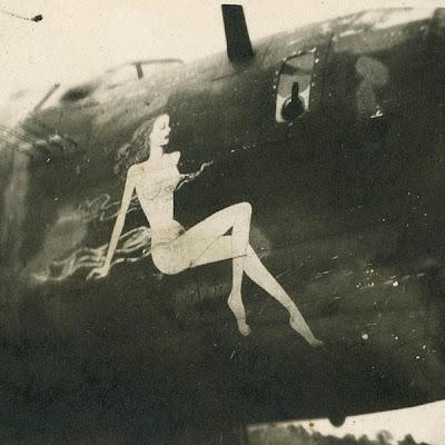 1940s snapshots of wwii
