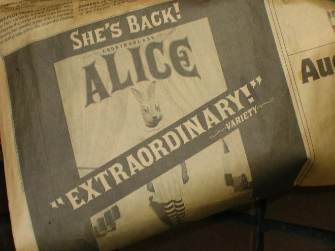 Alice`s Wunderground