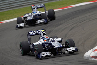 FORMULA 1 2010 TURKISH GP RACE IN HIGH RESOLUTION PICTURES