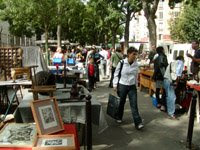 PARIS ANTIQUE MARKET