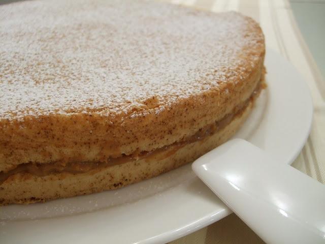 bolo bem casado lanches café da manhã