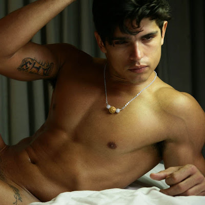 Sexy Male Tattoos : Edilson Nascimento Tattoos