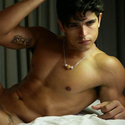 Sexy Male Tattoos : Edilson Nascimento Tattoos