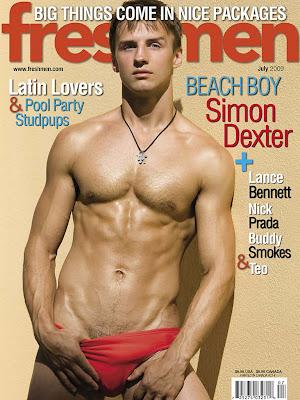 Simon Dexter