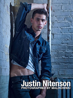 Justin Nitenson by Malinowski