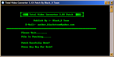 Pacth Total Video Converter