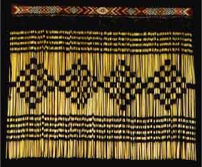 piupiu weaving from the hamilton museum