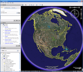 Portable Google Earth v4.3.7
