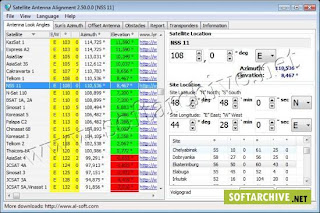 Satellite Antenna Alignment v2.38.0 Portable