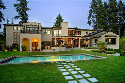 The Seattle Area Has Some Beautiful Luxury Homes And Seattle Real  Estate?for Sale. For Old World Charm, Queen Anne, Capitol Hill And Mt.  Baker Offer Large ...