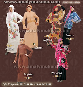 KOLEKSI GAMIS SIFON