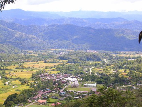 Daerahku Tambunan (Pedalaman Sabah)
