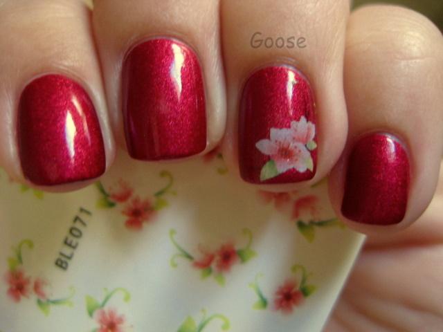 Gooses Glitter January 2011