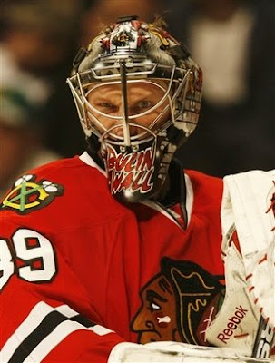 GM Hockey open forum - What is your favourite goalie mask design, past or present? The+dialogue+-+khabibulin