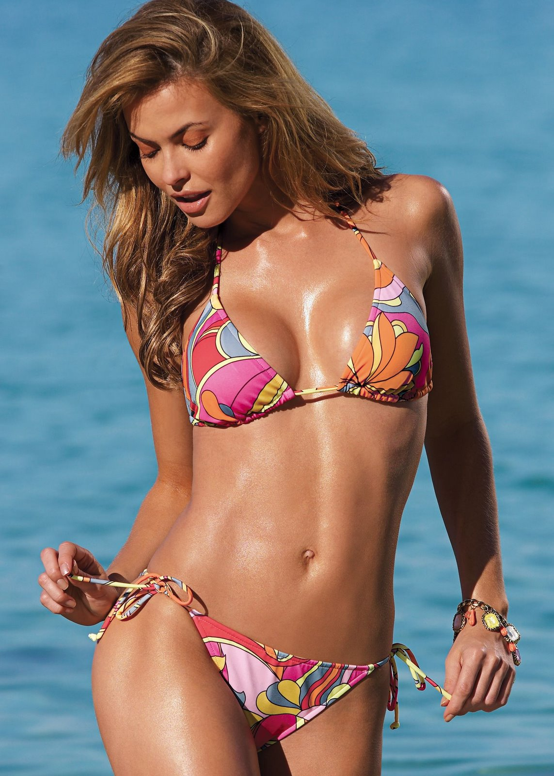 Fotos del bikini de Heath Locklear
