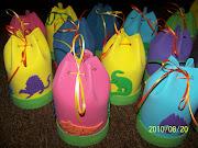 Fiesta de hadas: los dulceros vista frontal de dulceros hechos paso paso reutilizando cajas de tetrapack tetrabrick cajas enceradas de jabon