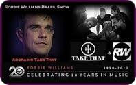 Acompanhe nosso Blog de Notícias do Robbie  Williams