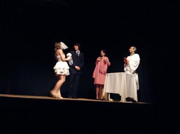 Muestra teatral del taller de Alicia Alba
