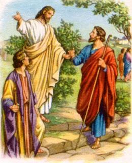 Verdadera alegría de los discípulos JesusEnviaASusDiscipulos