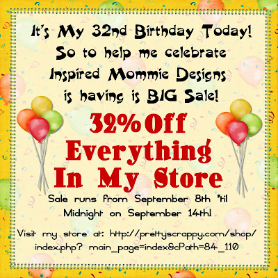 inspired mommie designs it s my birthday rh inspiredmommiedesigns blogspot com
