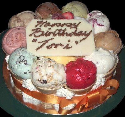 Ice Cream Cake Vadilal