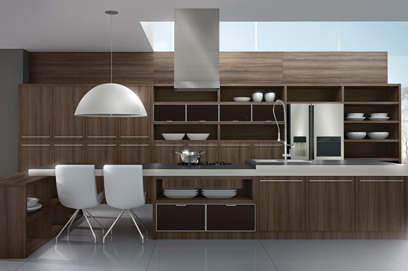 Cozinha em Laudas: Cozinhas Modernas [Modern kitchens] #393027 1400 930