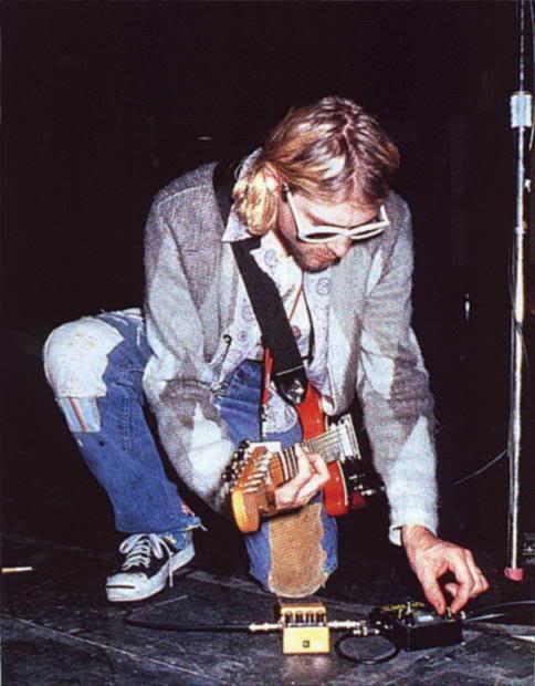 Kurt Cobain - Fotos