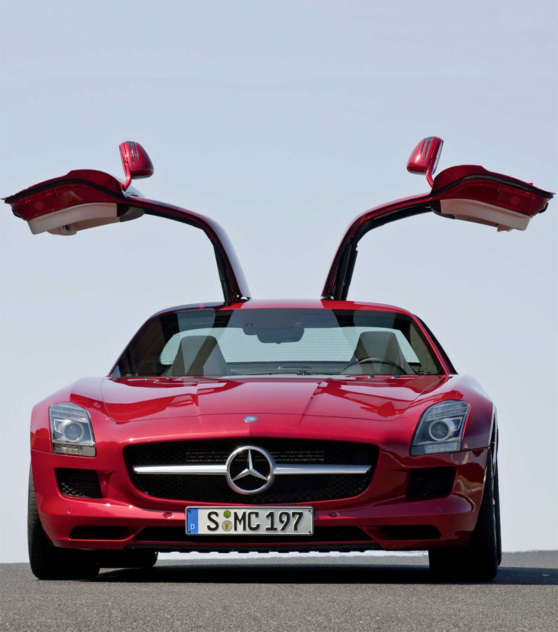mercedes sls. Mercedes Sls Amg