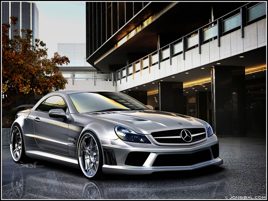 Mercedes Benz Wallpaper Most
