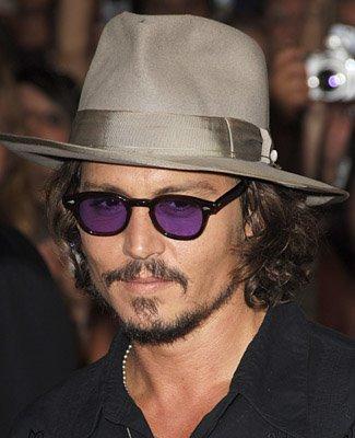 Recently That Johnny Depp