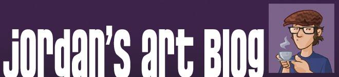jordan's art blog