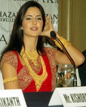 Red Hot Katrina Kaif