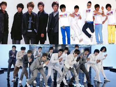 Junior Fashion   on Tvxq  Big Bang  And Super Junior Get Their Own Tv