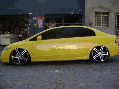 Car Design News  Honda Civic Tuning
