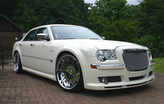 Chrysler 300c Tuning Tecnologia E Games