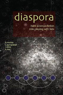 Portada de Diaspora