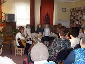 karácsony ünnepe az idősek klubjában