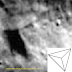 Indian Moon Mission Pictures Show Triangular Pyramid Anomaly