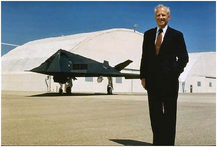 Extraterrestrial UFO Are Real : Ben Rich Lockheed Skunk Works Director Admitted In His Deathbed Confession Father-bomber