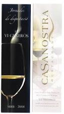 Punt de llibre dels vins generosos