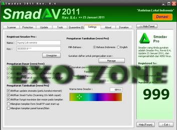 Smadav Pro Rev 8.4 + Key