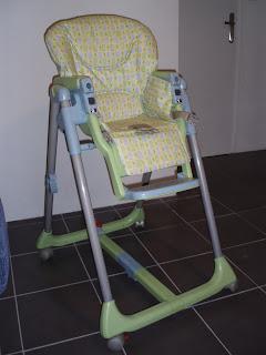 Vente A Lagardelle Chaise Haute Prima Pappa De Peg Perego A 30